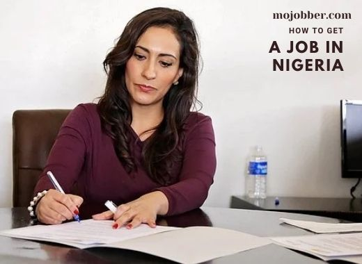 How to get a job in Nigeria