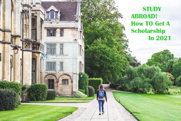How To Get a Scholarship To Study Abroad In 2021